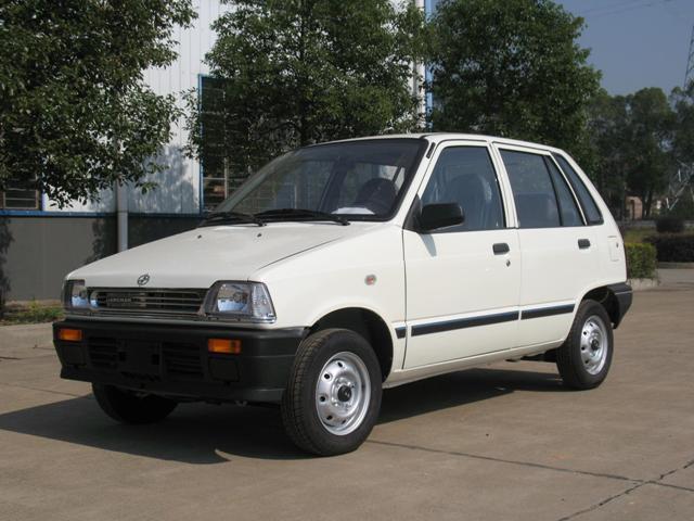 Внешний вид китайского автомобиля Jiangnan Alto