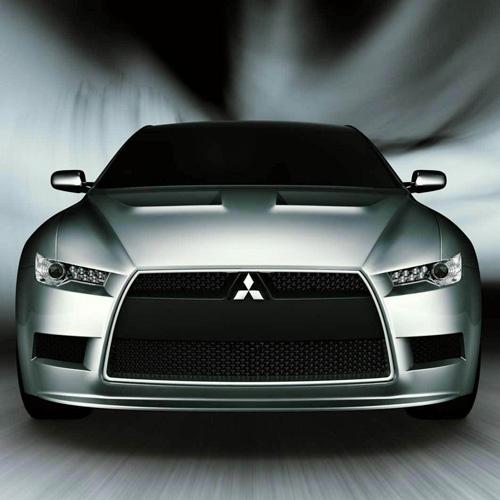 Хищный облик автомобилей Mitsubishi