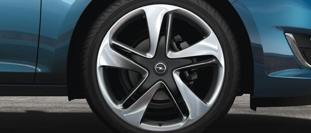 Колесо Opel Astra
