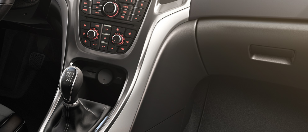 Коробка передач Opel Astra