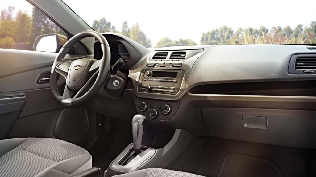 Панель управления Chevrolet Cobalt