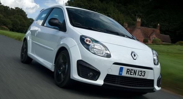 Renault Twingo — самый популярный среди воров во Франции