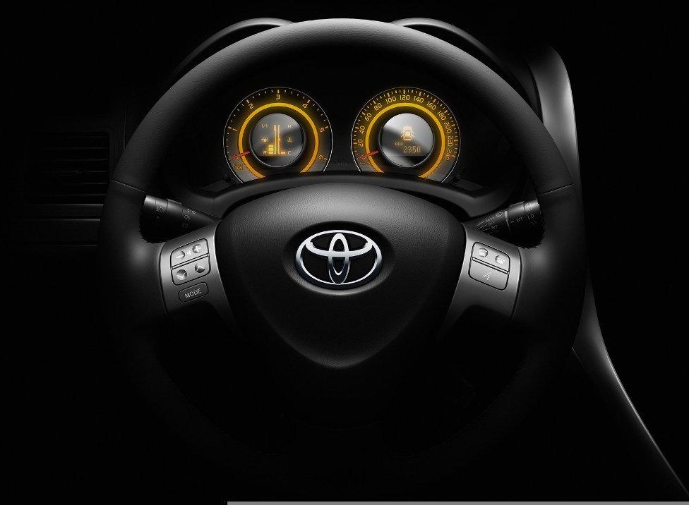 Руль Toyota Auris