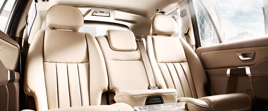 Сиденья Volvo XC90