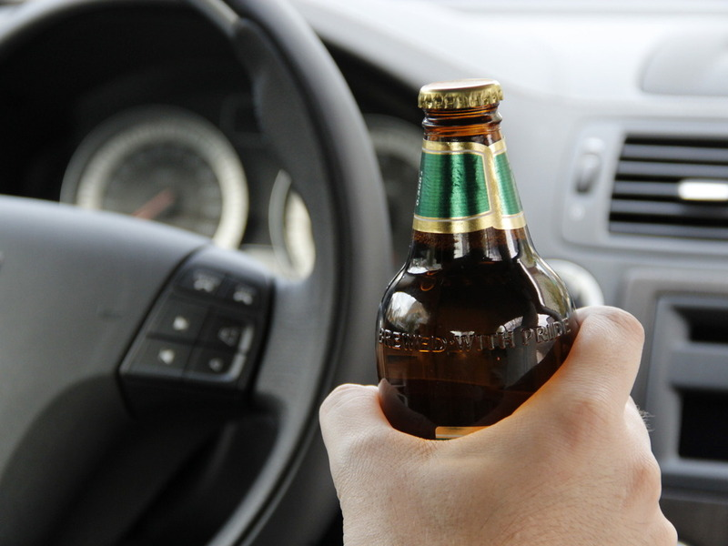 Выпивание за рулём