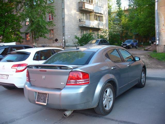Автомобиль без регистрационных знаков