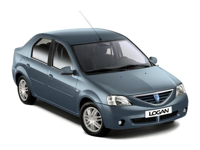 Автомобиль Dacia Logan, который собирают в Румынии и Марокко