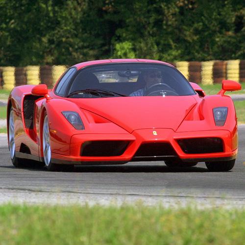 Внешний вид автомобиля Ferrari
