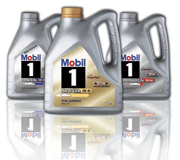 Автомобильное масло Mobil 1