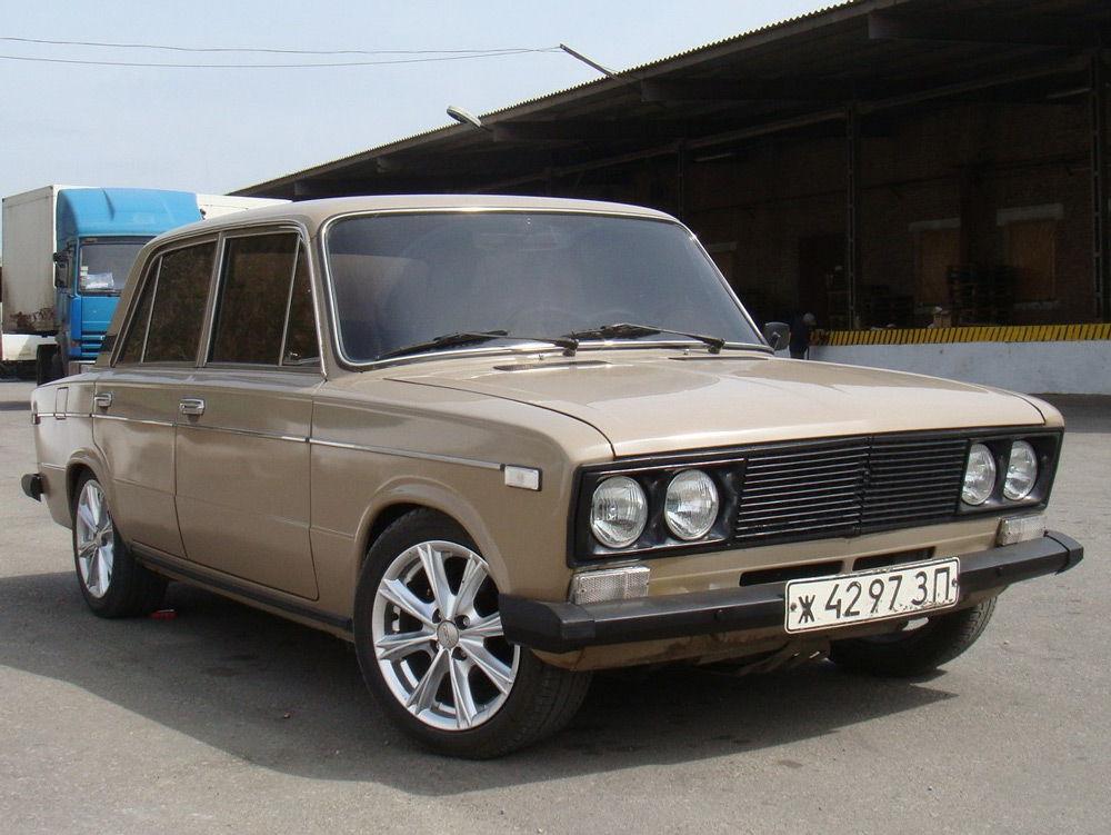 АвтомобильВАЗ-2106