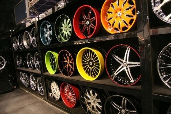 Колесные диски для авто