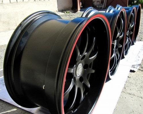 Легкосплавные колёсные диски