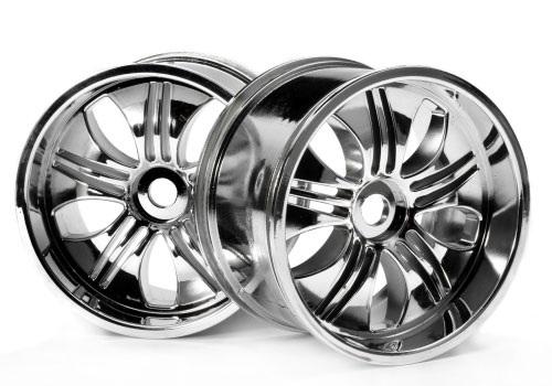 Стальные колёсные диски