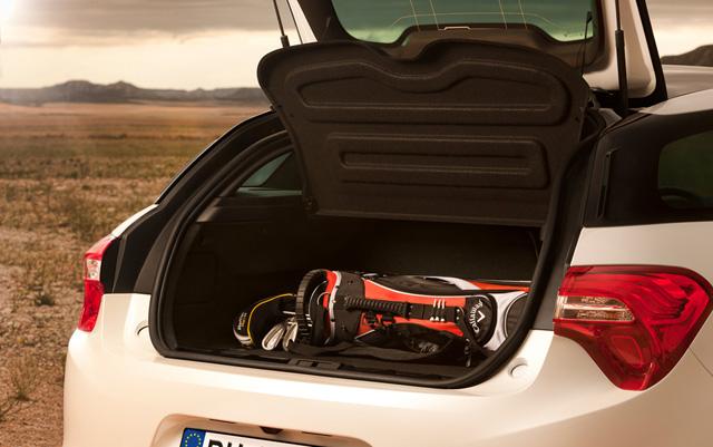 Багажник Citroen DS5