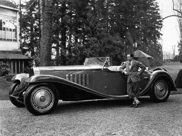 Фотография Bugatti Type-41 Royale