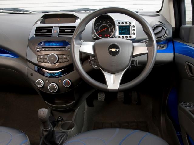 Приборная панель Chevrolet Spark