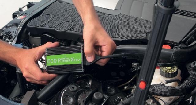 Чип-тюнинг для увеличения мощности двигателя