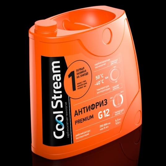 Cool Stream — известная марка антифриза