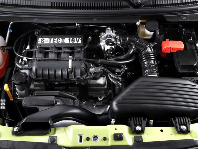 Двигатель Daewoo Matiz