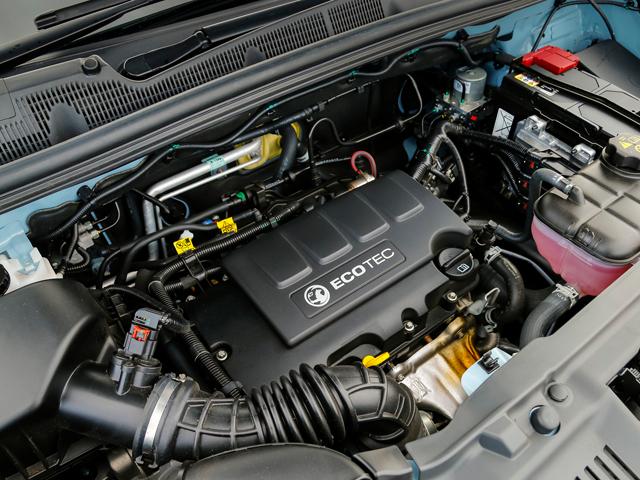 Двигатель кроссовера Opel Mokka