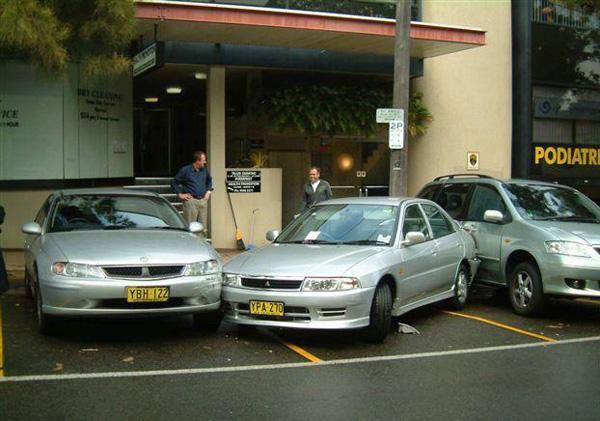 К чему приводит неправильная парковка