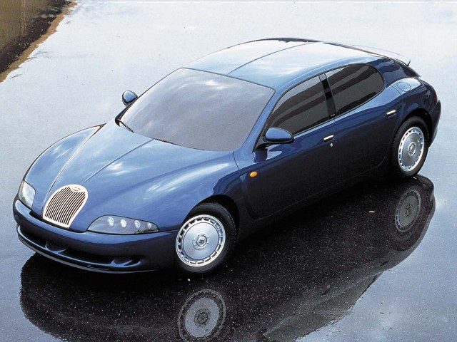 Седан Bugatti EB 112