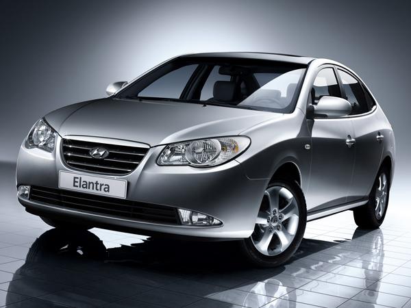 Обзор автомобиля Hyundai Elantra