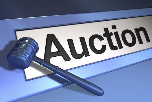 Интернет-аукционы проводятся на расстоянии в режиме онлайн