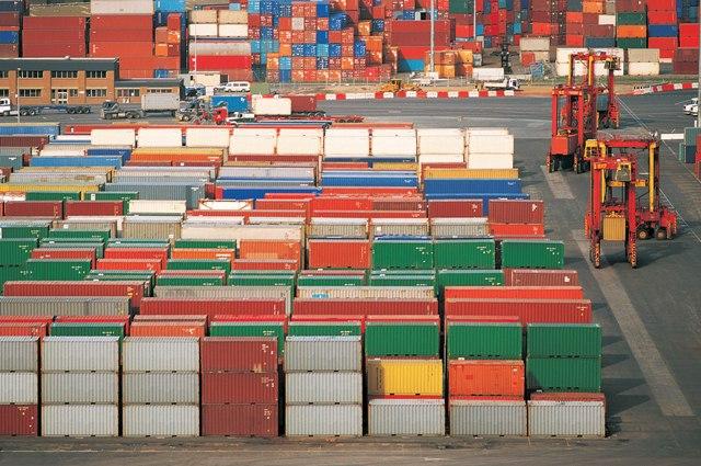 Контейнер — распространённый тип доставки из Японии