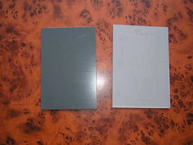 Листы из ABS-пластика