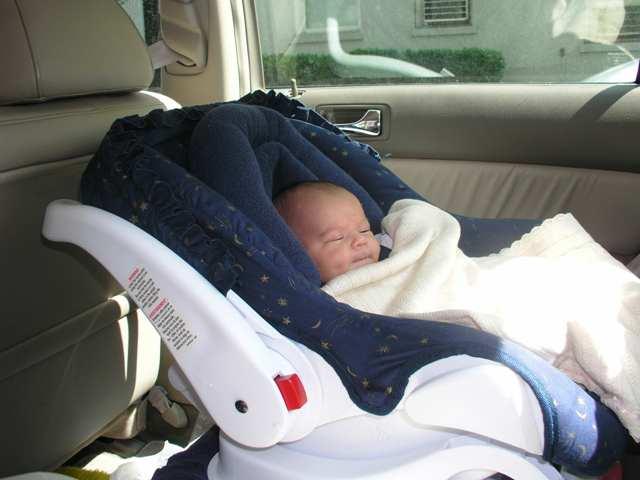 Выбор детского автокресла зависит от многих параметров