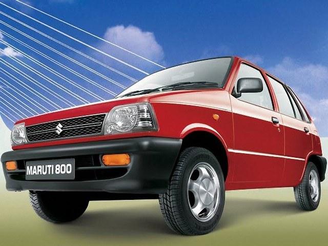 Компактный городской автомобиль Suzuki Maruti 800 (Индия)