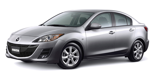 Mazda 3 цвета металик