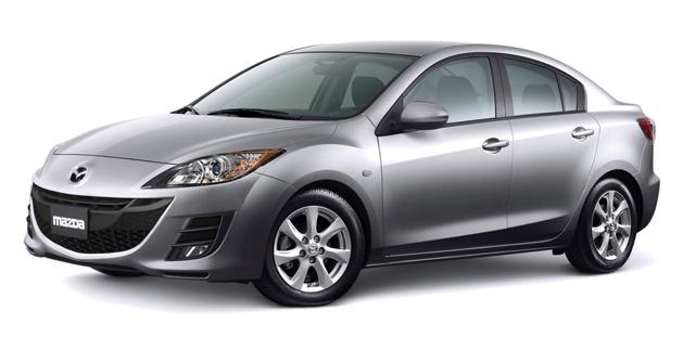 Mazda 3 цвета металлик