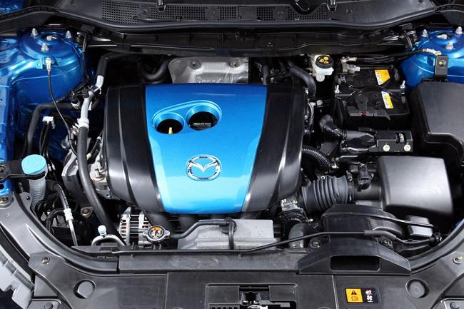 Двигатель Mazda CX5
