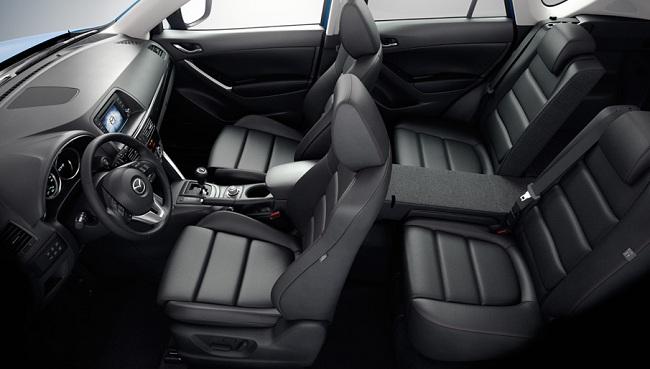 Салон Mazda CX5