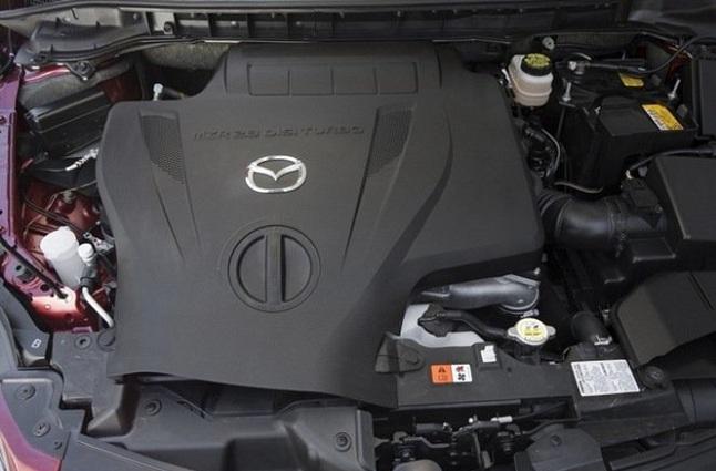 Двигатель Mazda CX-7