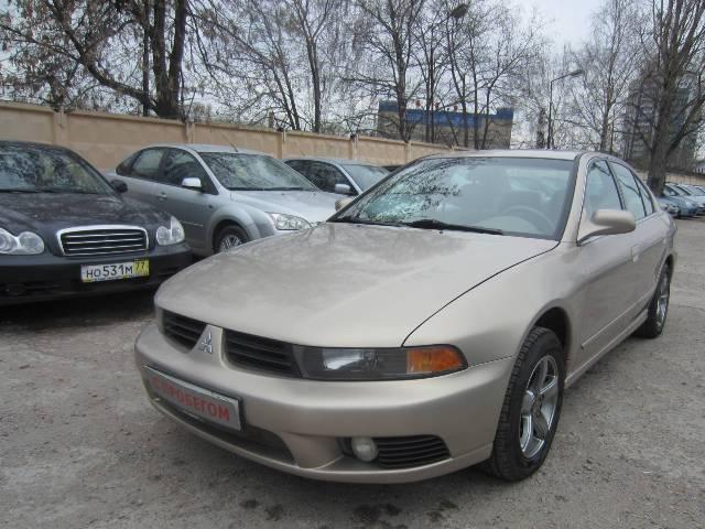 Купить Mitsubishi Galant с пробегом проще, нежели найти новый