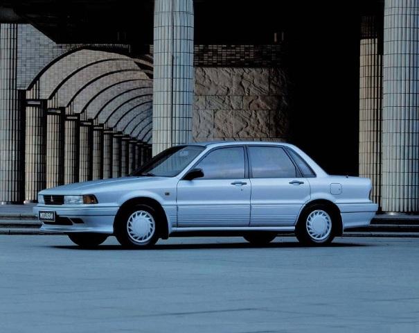 Автомобиль Mitsubishi Galant VI