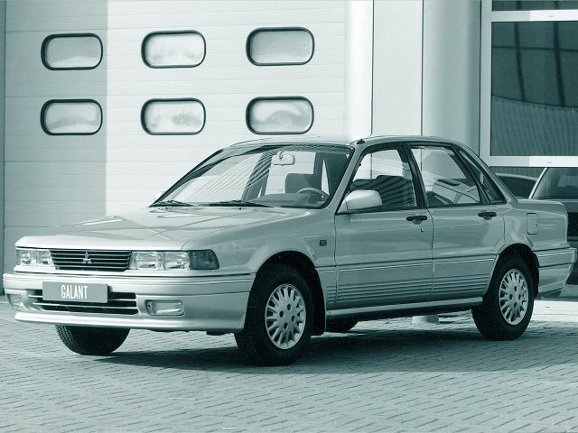 Mitsubishi Galant пятой серии
