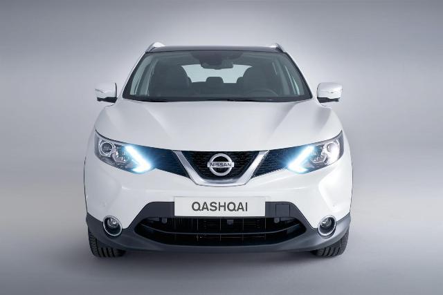 Новый автомобиль Nissan Qashqai 2014 года