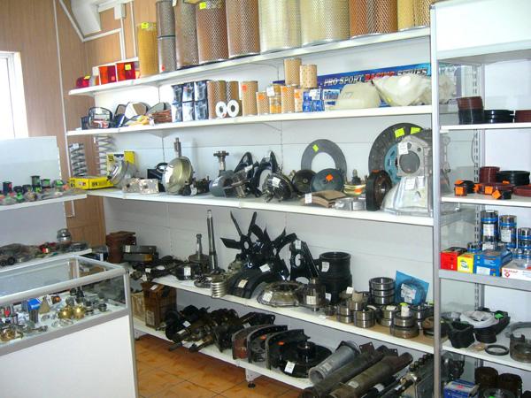 Магазин автомобильных запасных частей