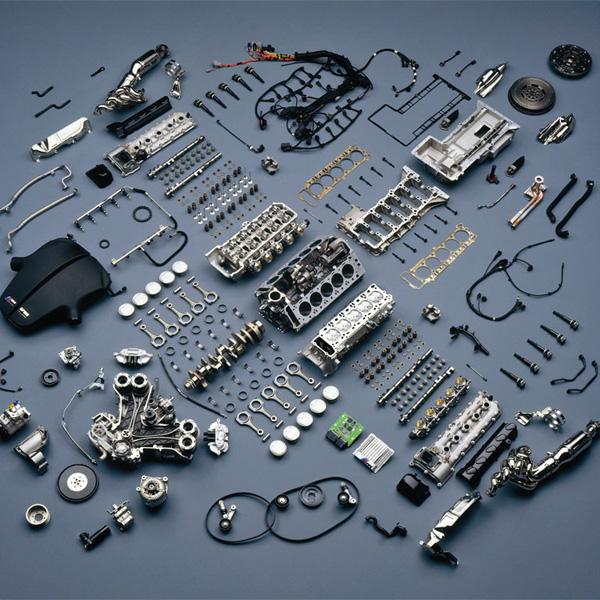 Оригинальные запасные части для автомобиля