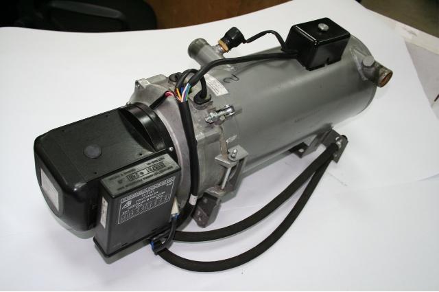 Специальный автономный подогреватель двигателя