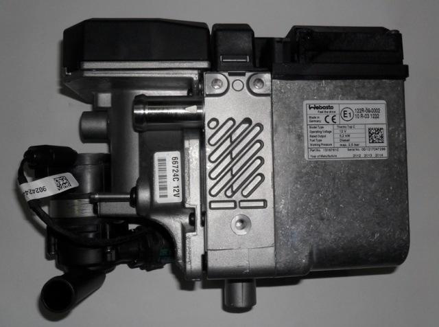 predpuskovoi podogrevatel firmy webasto - Схема подключения подогрева двигателя 220в