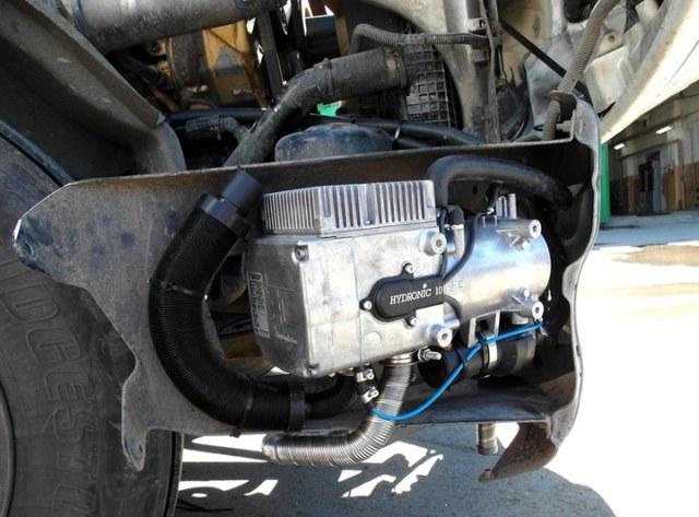 predpuskovoi podogrevatel na avtomobile - Схема подключения подогрева двигателя 220в