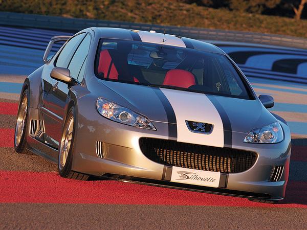 Тюнинг автомобиля Peugeot 407