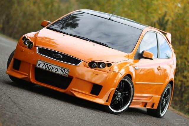 Аэродинамический обвес - это элемент тюнинга автомобиля