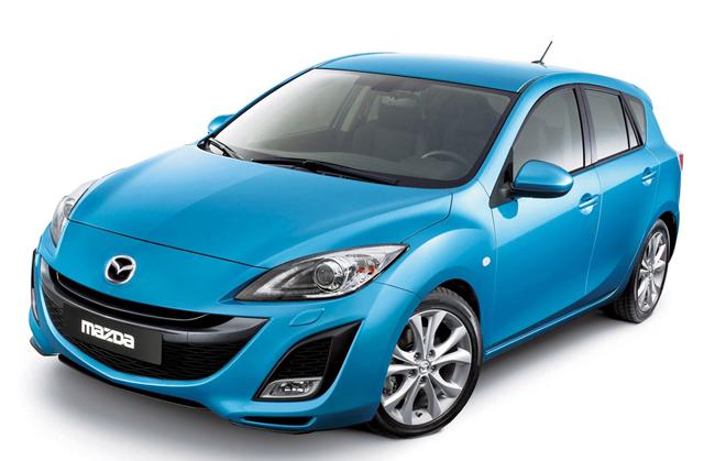 Хищный облик Mazda 3