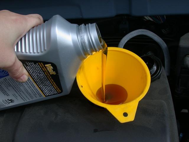 Выбор моторного масла — ответственная задача